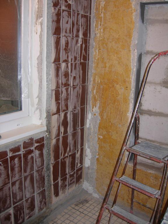 Этапы ремонта балкона