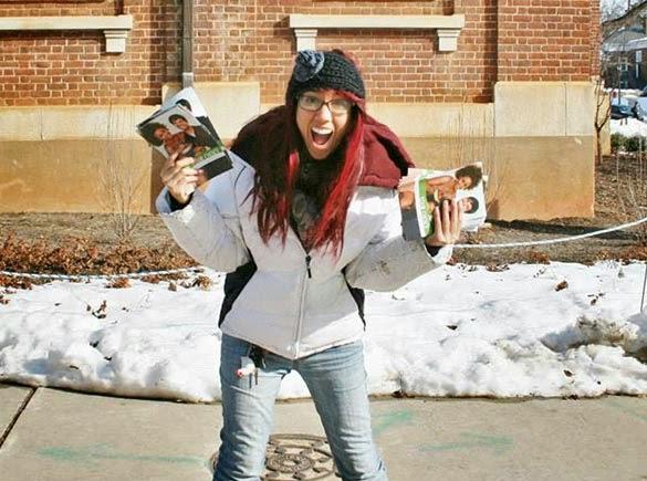 Kassy Ortega at UVA