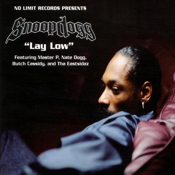 Snoop Dogg - Lay Low - Single Cover