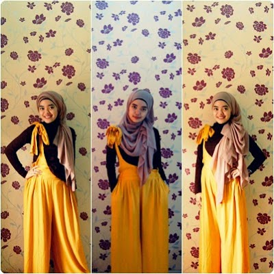 Style Hijab Kunci Utama Berhijab Remaja