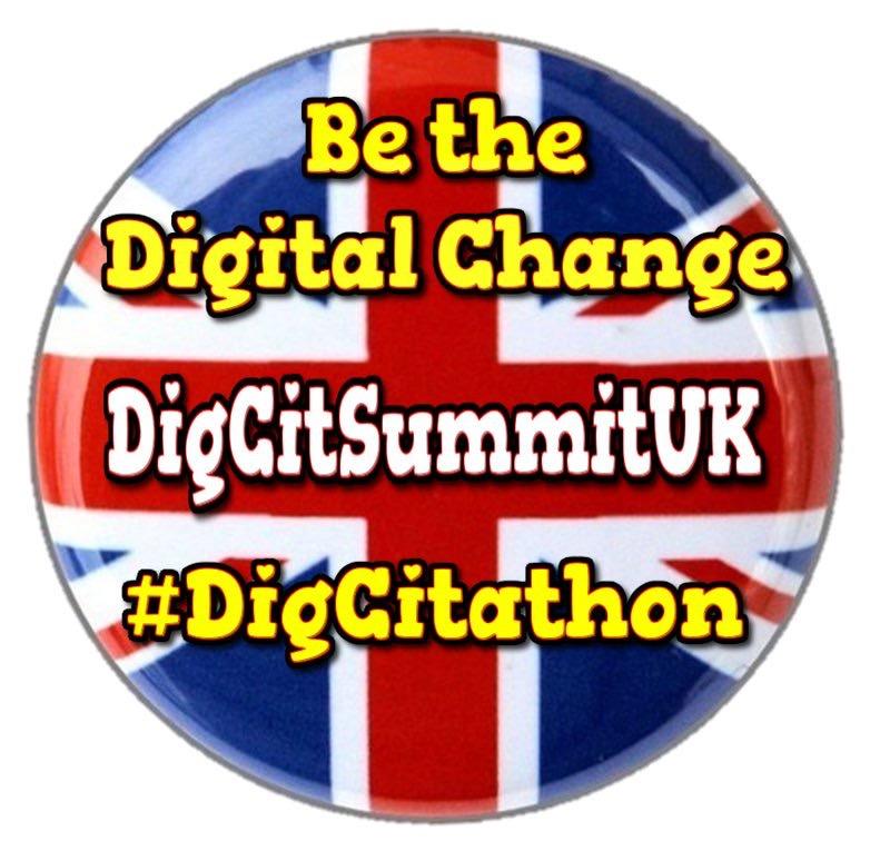 #digcitathon Participant