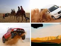 Camel Ride Dan Desert Safari Dubai