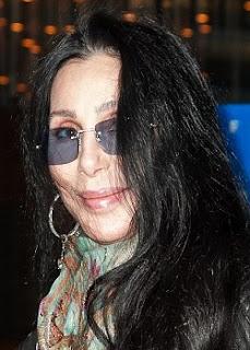 Cher, June 2012