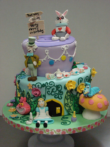 Word Spelunking Sweet Reads 2 Book Inspired Cakes