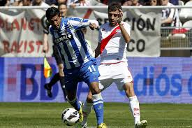 Carlos Vela Real Sociedad Rayo Vallecano quiniela reducida Liga BBVA