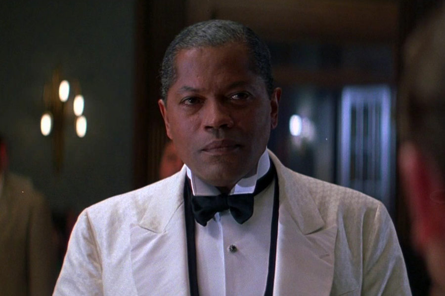 clarence williams iii and laurence fishburne