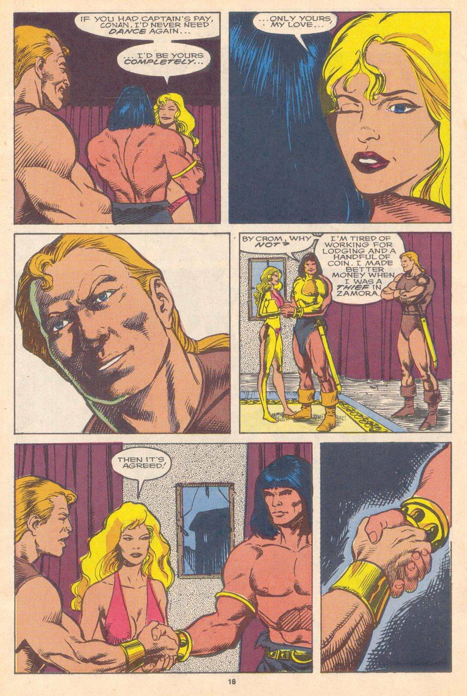 Conan the Barbarian (1970) Issue #228 #240 - English 15