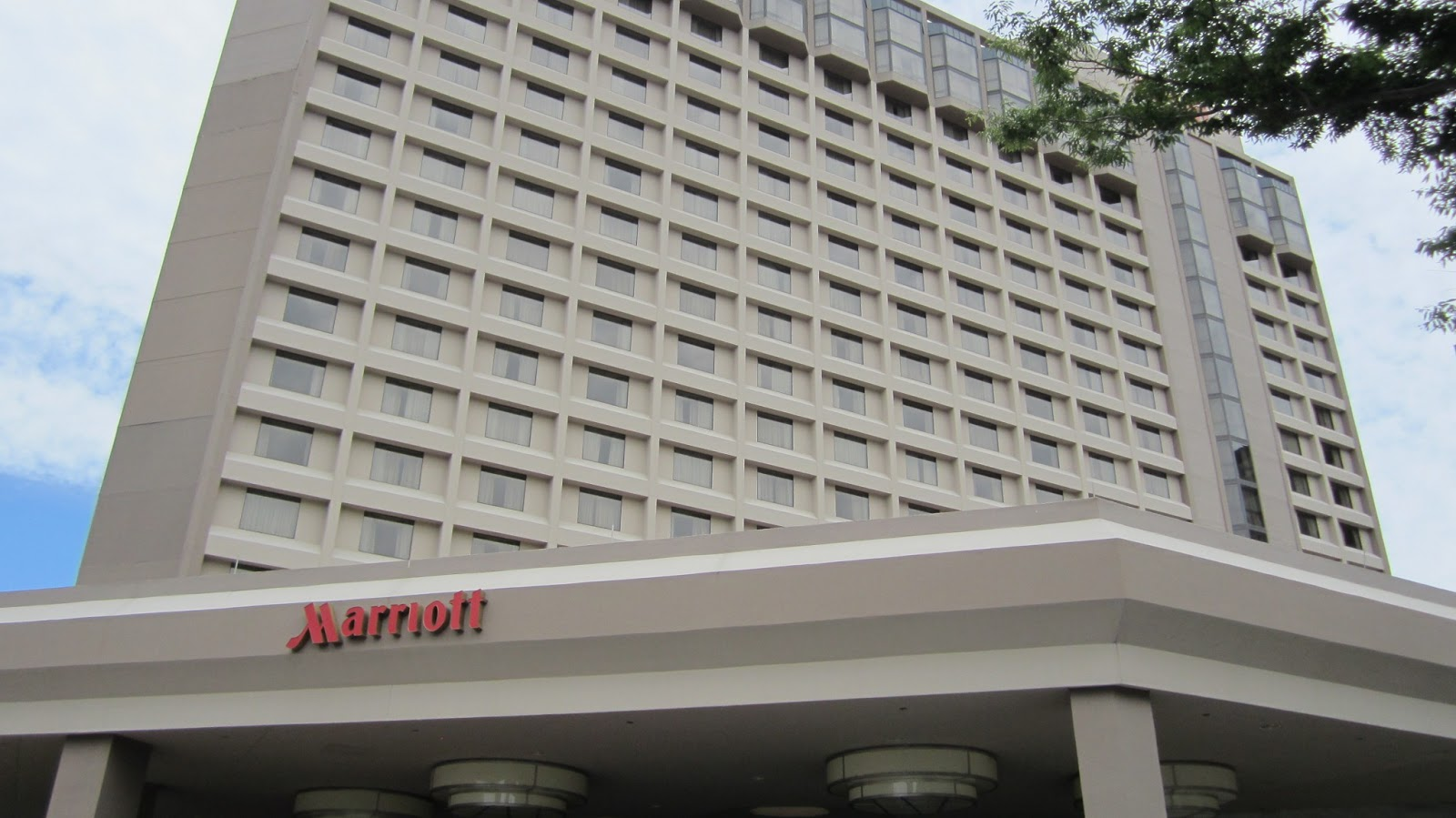 Hotel Review: Richmond Marriott