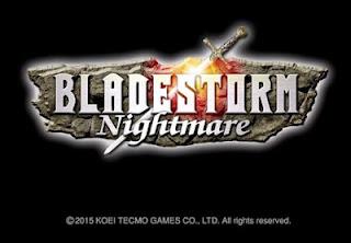 Bladestorm: Nightmare Cover