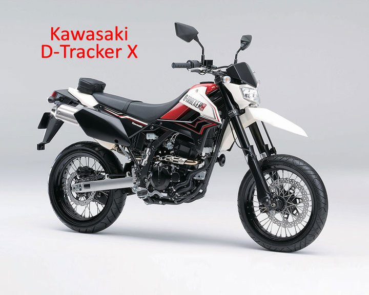 Tropicana Motorworld: Kawasaki D-Tracker X