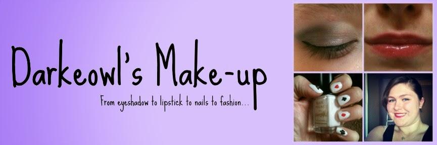Darkeowl's Make-up