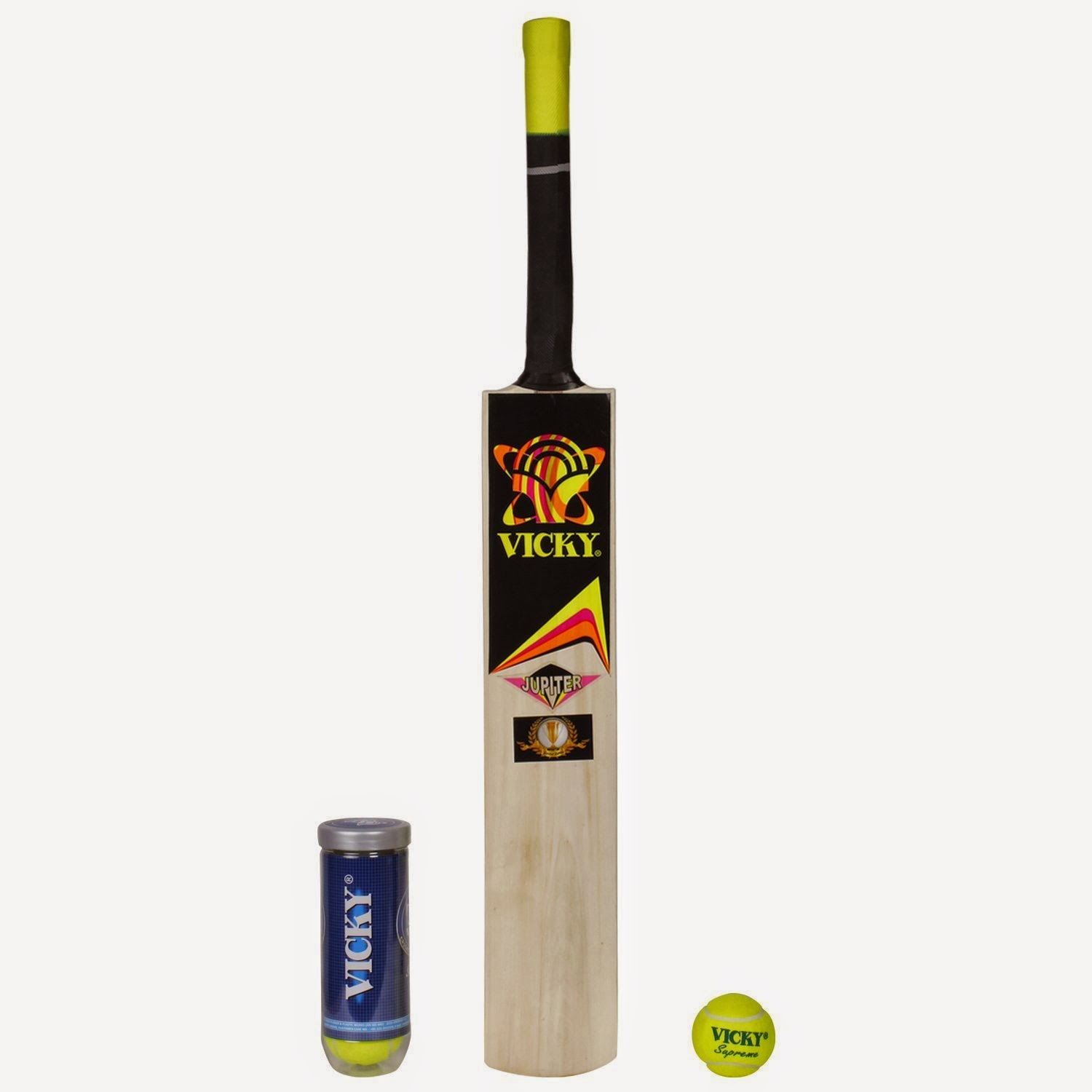 Buy Vicky Jupiter (Limited Edition) Cricket Combo Rs. 400 only at Amazon.