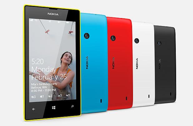 Nokia Merilis Handphone Lumia Baru Bulan Depan