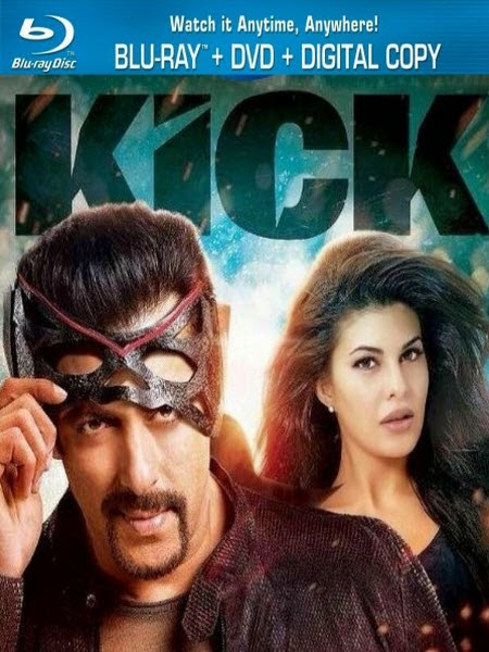 Kick 2014 Hindi BluRay 480p 400mb ESub