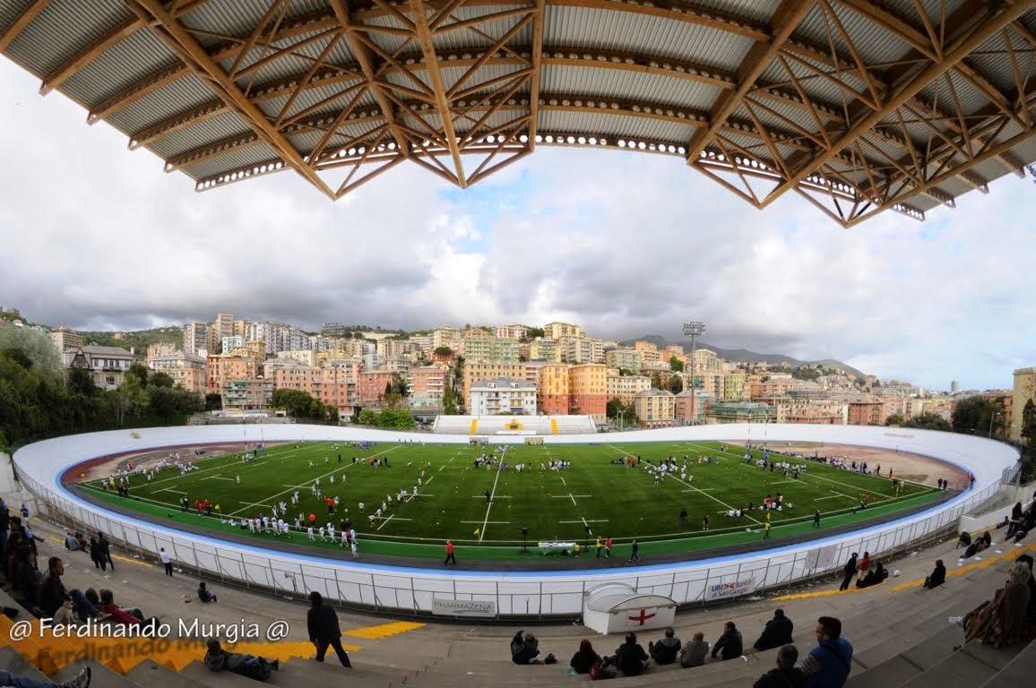 Stadio Carlini Genova