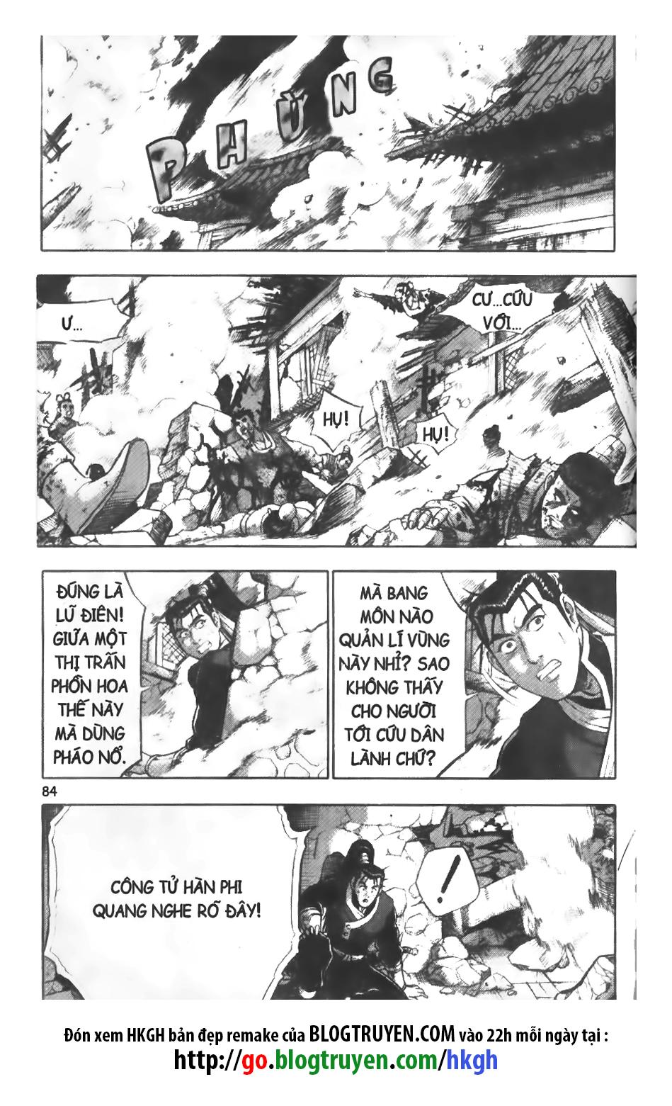 Hiệp Khách Giang Hồ chap 335 page 19 - IZTruyenTranh.com