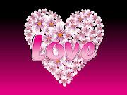 WALLPAPER AMOR Y AMISTAD, SAN VALENTIN florecitas de amor