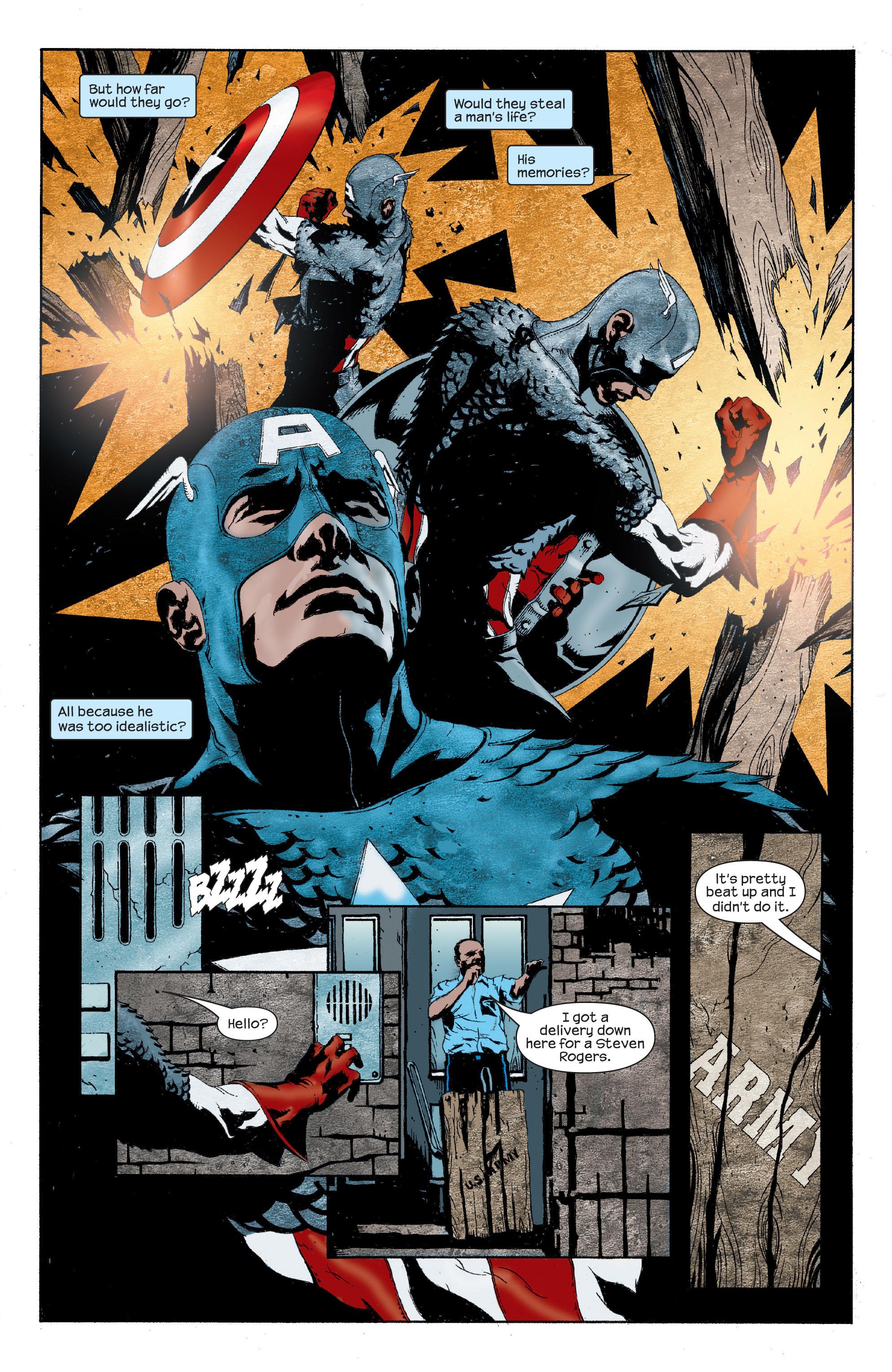 Captain America (2002) Issue #12 #13 - English 5