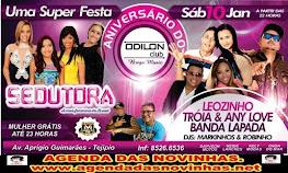 ANIVERSÁRIO DO ODILON CLUB BREGA MUSIC.
