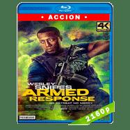 El templo (Armed Response) (2017) 4K UHD Audio Dual Castellano-Ingles