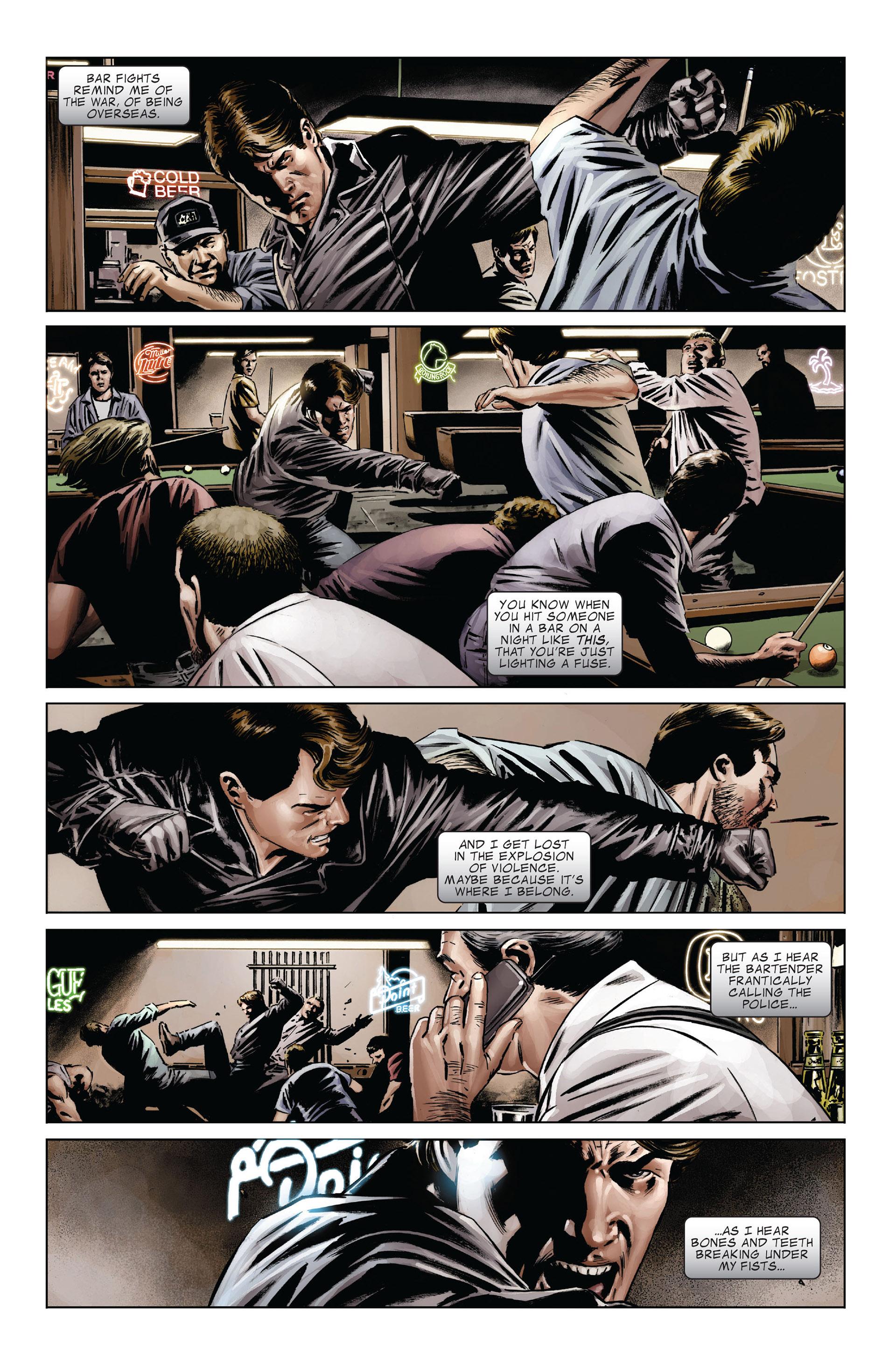 Captain America (2005) Issue #26 #26 - English 22