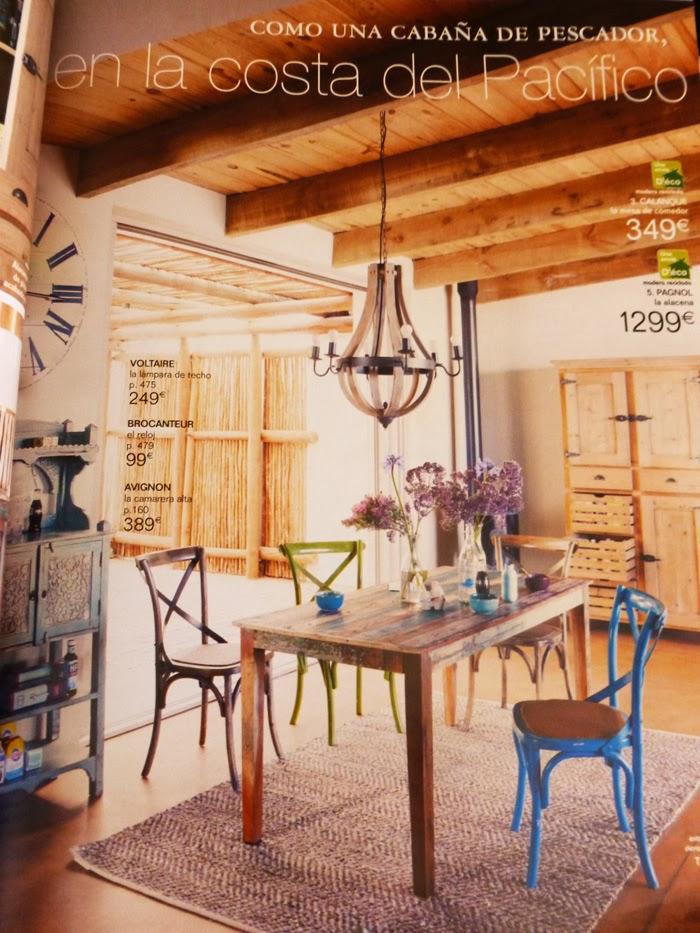 m j sen o hiszpanii katalog maison du monde. Black Bedroom Furniture Sets. Home Design Ideas