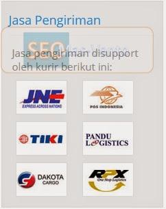 Jasa Pengiriman Produk DVDKOMPUTER.COM - DVDKOMPUTER.COM Pusat DVD Komputer Terlengkap