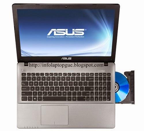 Harga & Spesifikasi Laptop Asus Notebook X550DP-XX181D Terbaru