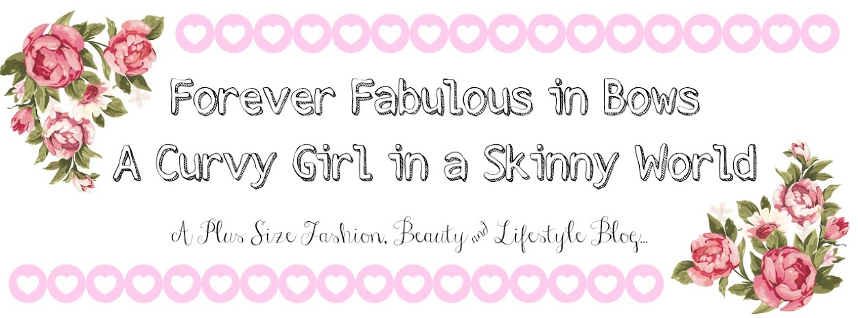 Forever Fabulous in Bows *Irish Plus Size Fashion Blog*