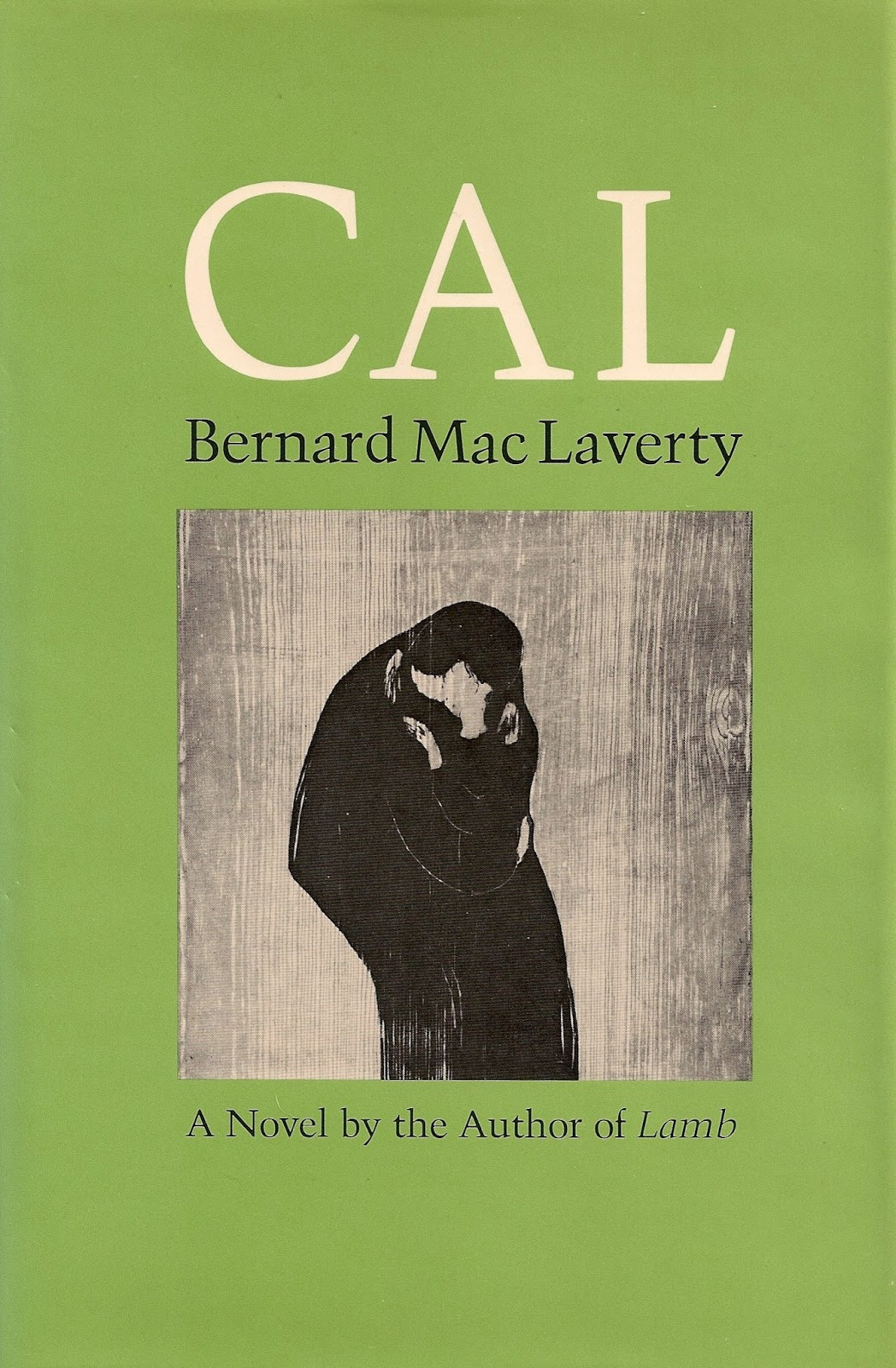cal bernard mac laverty essay Midwinter break by bernard maclaverty has an overall rating of rave  from the  author of cal, a quiet novel about an elderly northern irish.