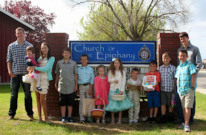 Our Kids on Easter Sunday