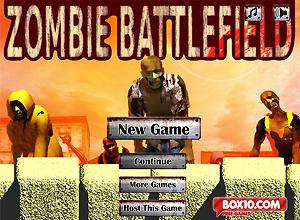 Zombie Battlefield