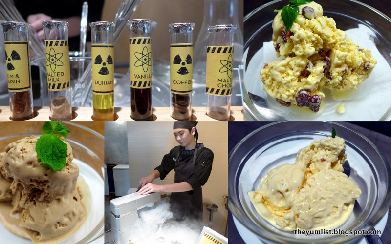 Liquid Nitrogen Ice Cream Recipe — Dishmaps