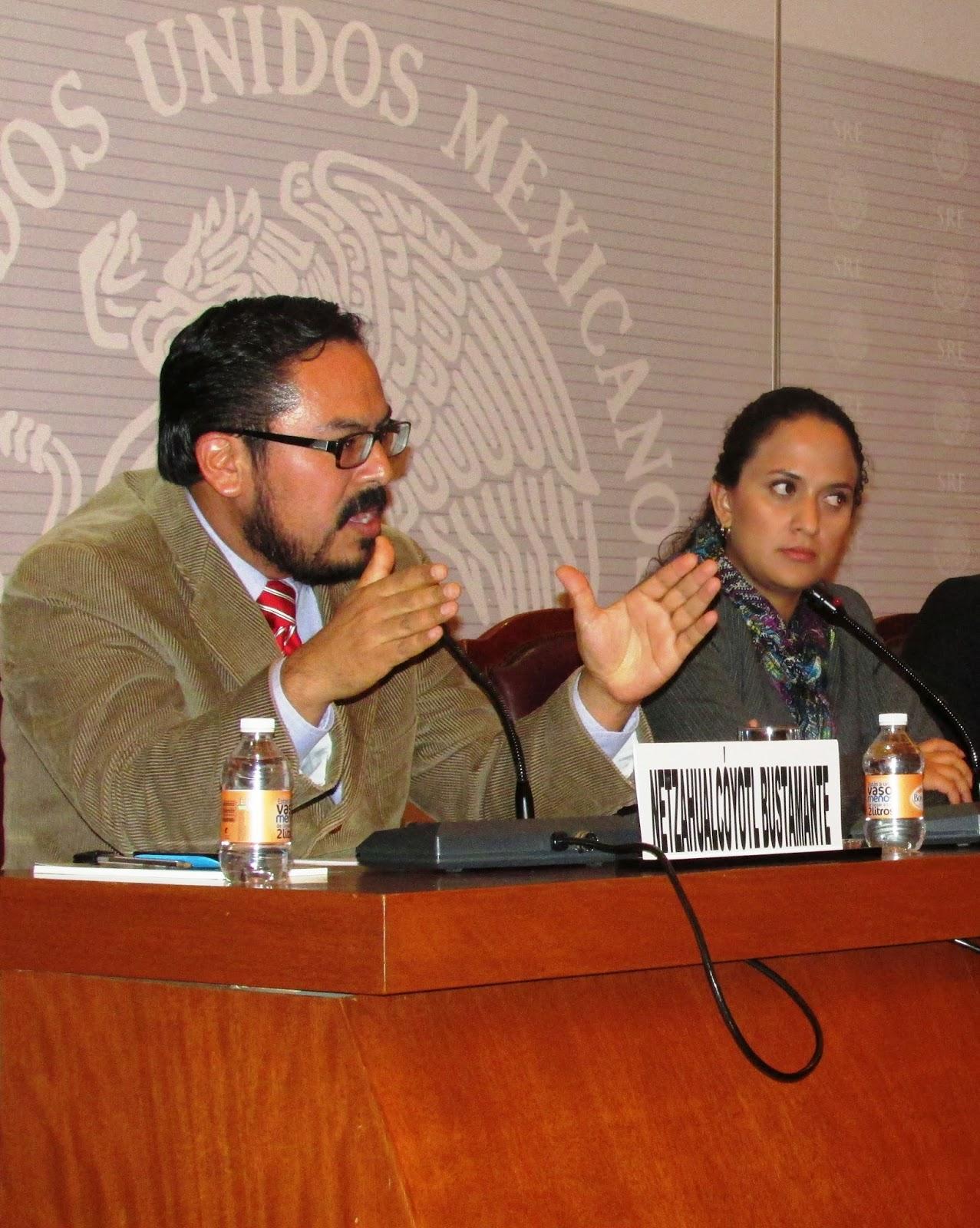 Sd Se Integra Guerrero Como Consejero Del Instituto De Los Mexicanos En El Exterior