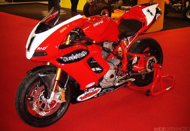 Radical Ducati RAD 02