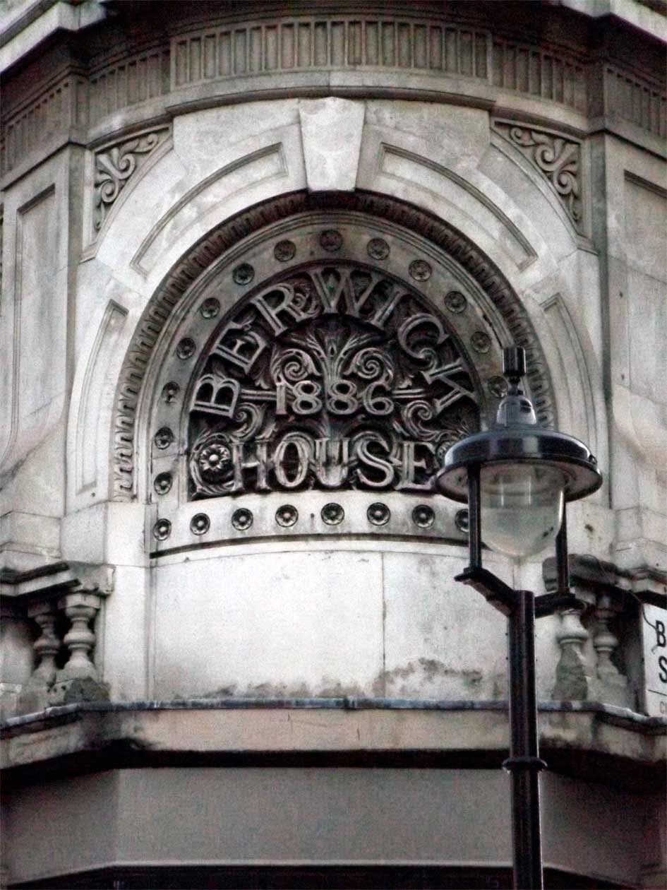 berwick house decorative stonework oxford street soho