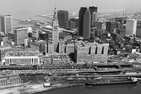 Vintage Cleveland #vintage #cleveland #ohio