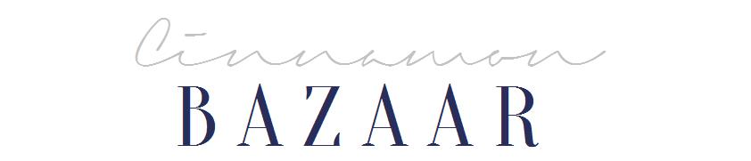 Cinnamon Bazaar | Blog mode, beauté, lifestyle à Paris
