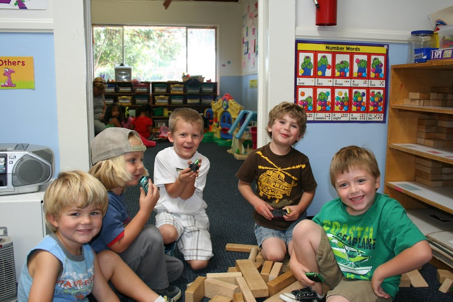 THE LEARNING TREE PRESCHOOL & KINDERGARTEN