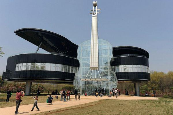 Plaza de mozart edificio muy musical for 1 5 piani casa piani
