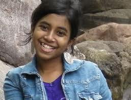World's Youngest CEO, World's Youngest CEO photo, World's Youngest CEO 2011, Sindhuja Rajaram picture, Sindhuja Rajaram world record, Youngest CEO in the world 2011, Youngest CEO girl