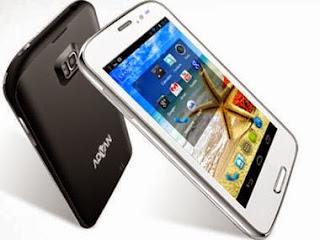 Harga Advan Vandroid S50, Ponsel Kitkat Dual SIM Kamera 5 MP