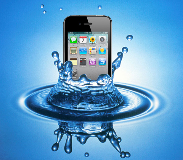 Techno Gossiper How To Overcome From Wet Cellphone If It Get Fell In Water