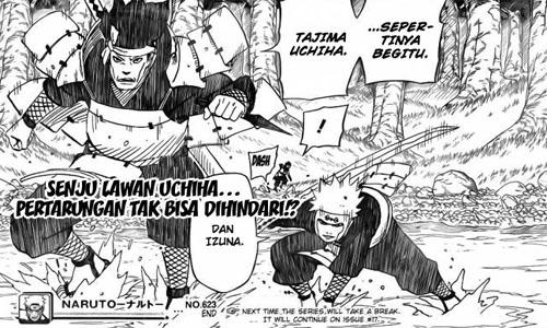 Komik Naruto Shippuden 624 Indonesia