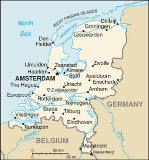 Amsterdam Tourism Amsterdam Hotels Amsterdam Tourism - Where is amsterdam located