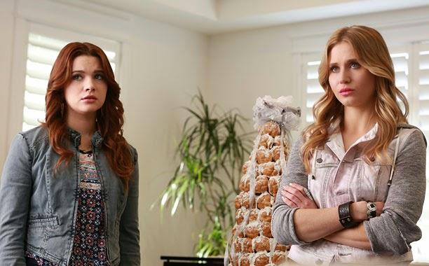 Faking It - Season 2 - Rita Volk & Katie Stevens Talk to EW