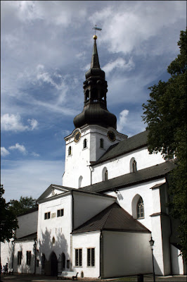 (Estonia) - Tallinn city - Church - St Nicholas Church