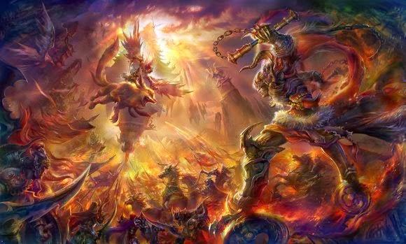 26 CG Wallpaper Rongrong Wang Artwork