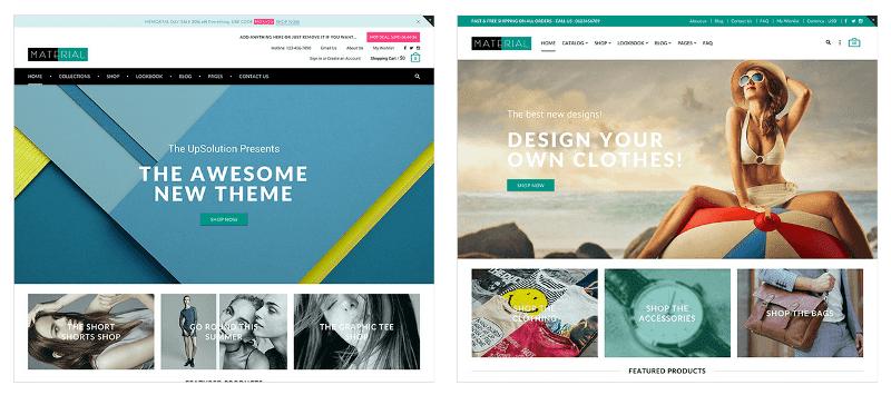 shopify multi purpose online store