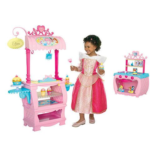 toys r us: disney princess magic kitchen playset 45% off + free